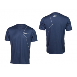 XLC Bike Shirt JE-S14 blu T. S