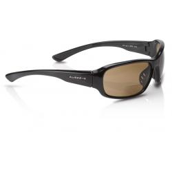 Occhiali sport Swisseye Freeride Bifocal Mont.nera lucida/lente marrone 2,0 dpt