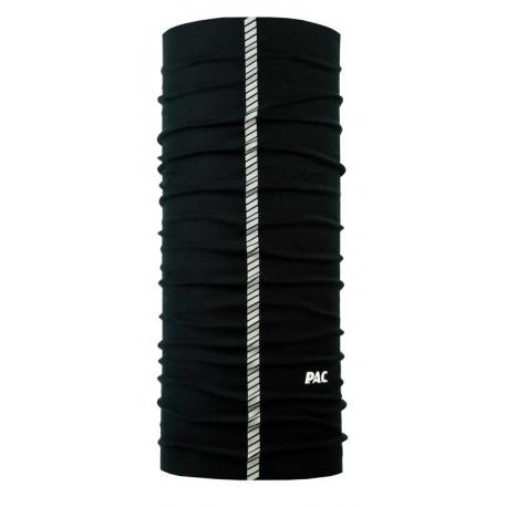 P.A.C. Reflector in microfibra Total nero 8840-027