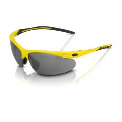 XLC occhiali da sole Palma' SG-C13 montatura gialla, lenti fumo