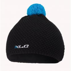 XLC Berretto a maglia BH-H04 nero/blu