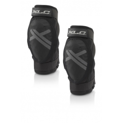 XLC ginocchiere KW-S03 Nere, taglia L/XL, al paio