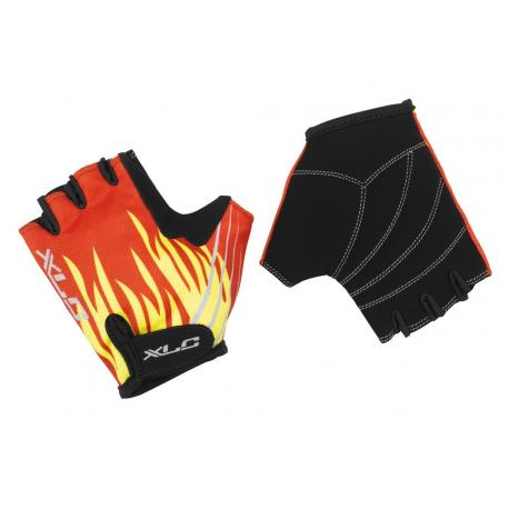 XLC guanti per bambini CG-S08 Fireworker T. 6