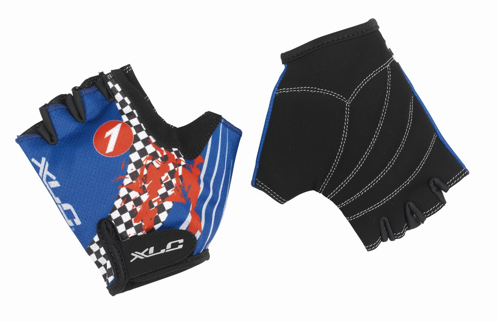 XLC guanti per bambini CG-S08 Racer T. 5