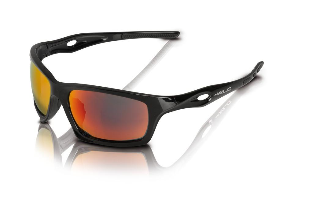 9d9a2ab1a2da XLC occhiali da sole Kingston SG-C16 montatura nera