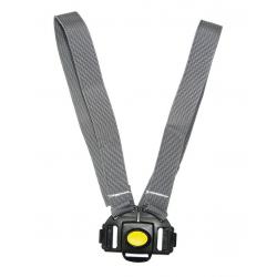Cintura sicurezza Burley grigio