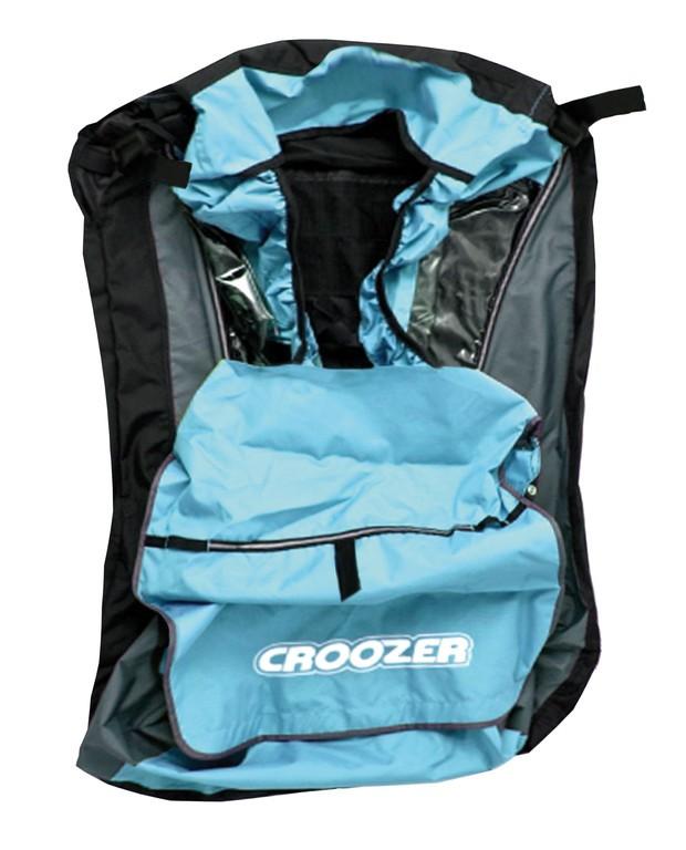 Body per rimorchio bambini Croozer Kid for 1 blu dal 2013