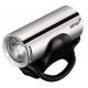 INFINI Fanale per casco I-273P Micro Luxo argento, con porta USB