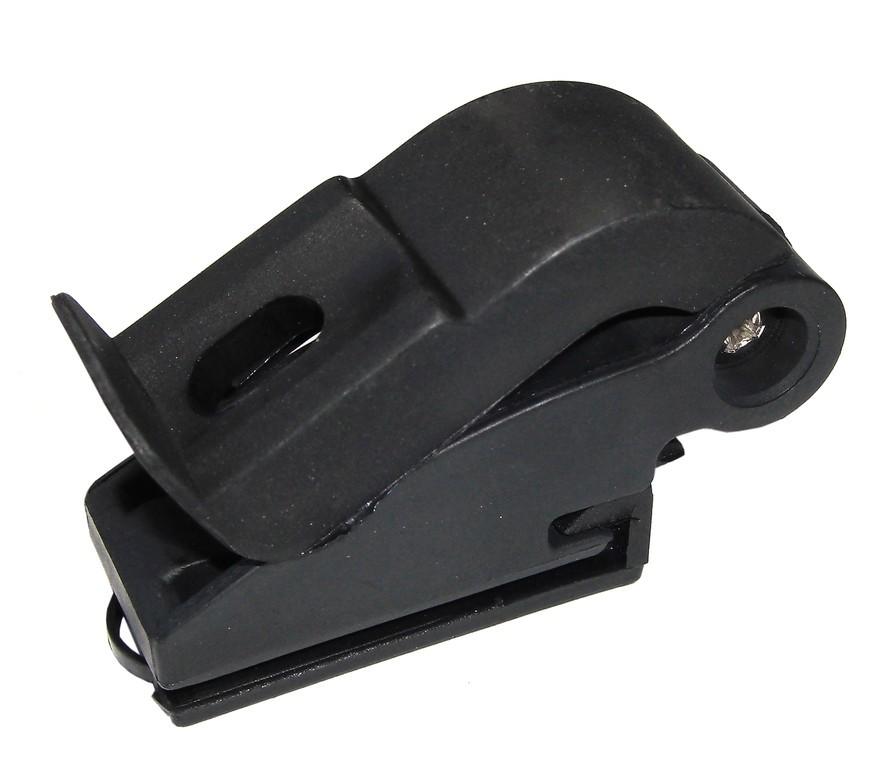 Supporto luce anteriore per forcella XLC CL-X20, per fanale XLC Titania CL-S16