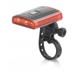 XLC Comp luce posteriore Titania con omologazione codice stradale tedesco