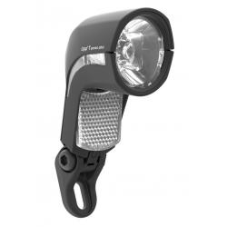 Fanale LED b&m Lumotec Upp T senso plus con luce di posizione,sensore e daylight