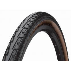 """Copertone Conti RideTour 26x1.75"""" 47-559 nero/marrone"""