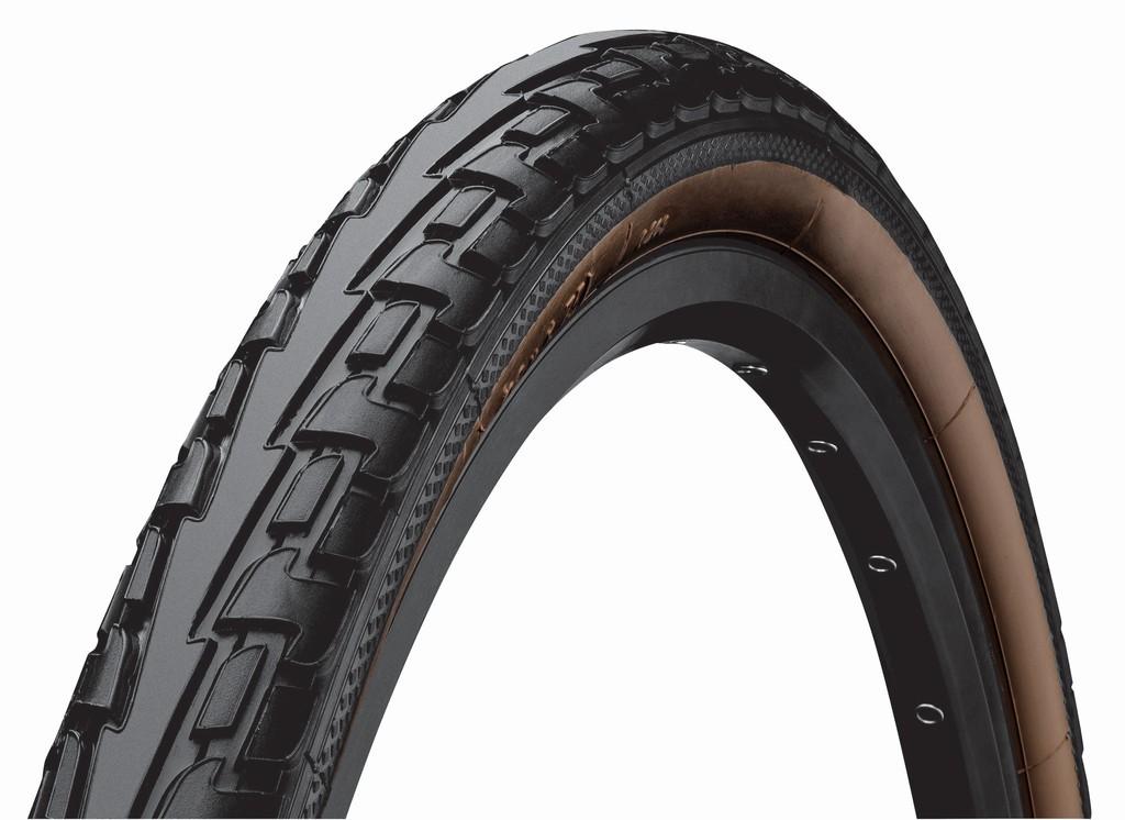 """Copertone Conti RideTour 28x1.75"""" 47-622 nero/marrone"""