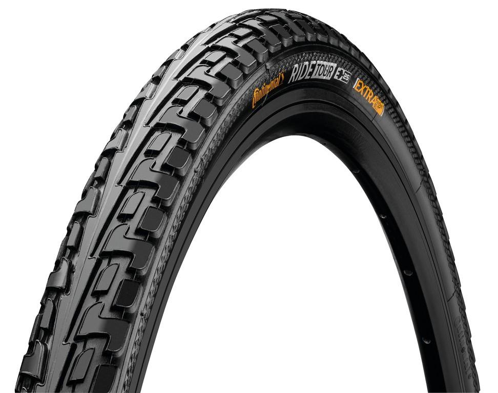 """Copertone Conti RideTour 28x1 5/8x1 1/8"""" 28-622 nero riflettente"""