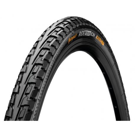 """Copertone Conti RideTour 28x1 1/4x1 3/4"""" 32-622 nero riflettente"""