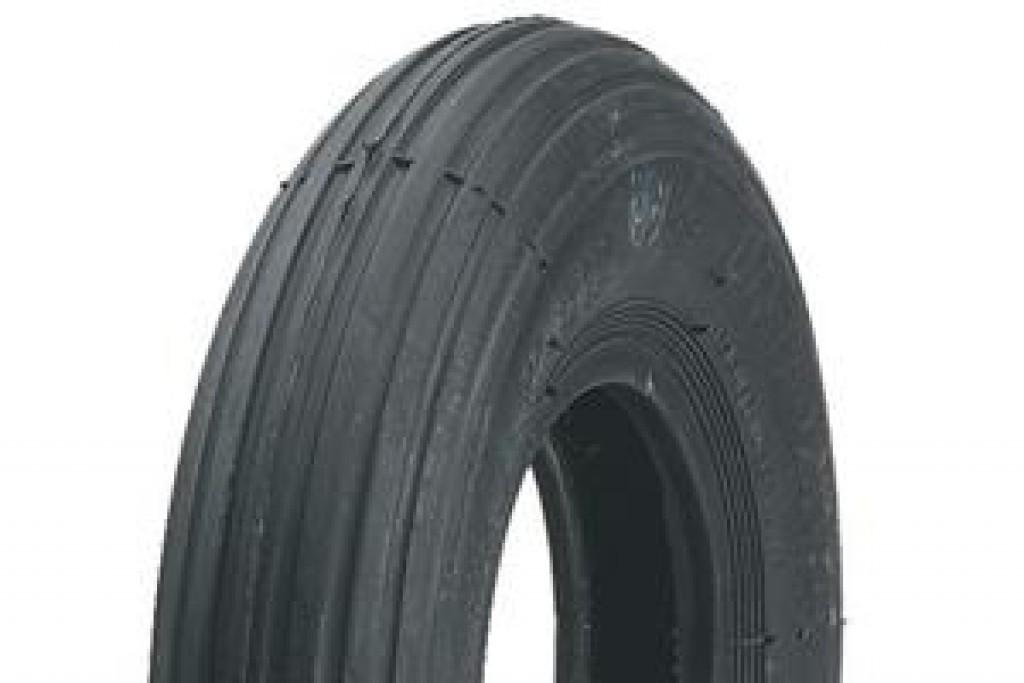 "Copertone Impac IS300 2 PR 8 x 2.00"", 200x50 scanalatura nera"