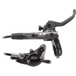 Freno a disco Shimano Deore XT M 8000 Ruota posteriore, nero,destra, 1700mm, resina