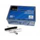 XLC Cartridge V-Brake pattini freno Confezione OEM,25 paia, 72mm, PV per set