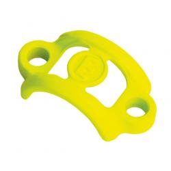 Collarino di serraggio Magura MT Upgrade giallo fluo, Alu, senza viti, 1 pezzo