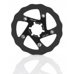 XLC disco freno BR-X77 Ø 160mm nero