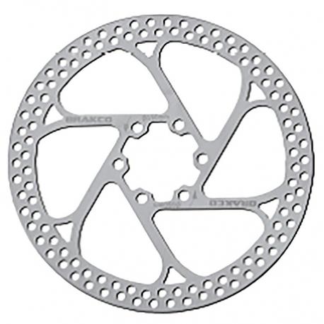 XLC disco freno BR-X79 Ø 160mm argento