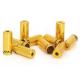 Capoguaina freno BR-X10. oro, Ø interno 5,0 mm, barattolo 50 pezzi