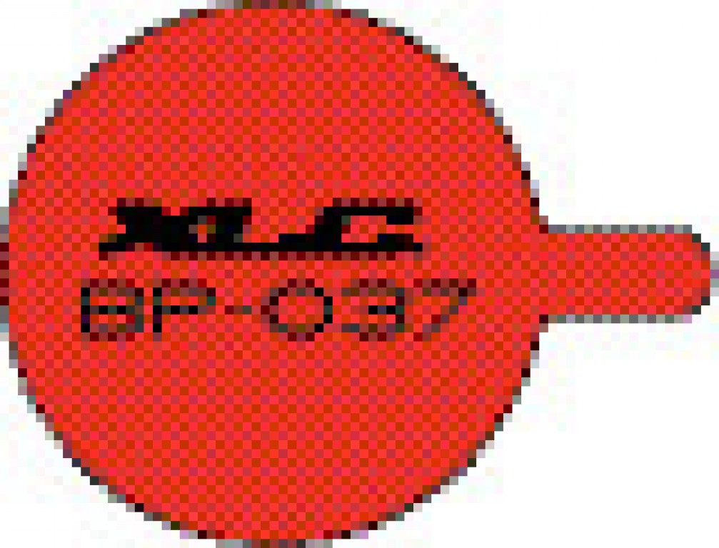 Pastiglie freni a disco XLC BP-O37 CLARKS CMD-8,CMD-11 meccanico, CMD-16