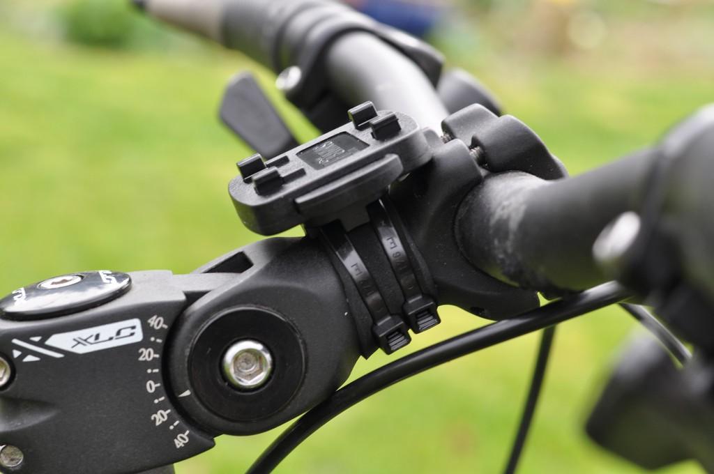 Supporto manubrio TAHUNA fix light Race fascetta cavo per supporto bici 90°