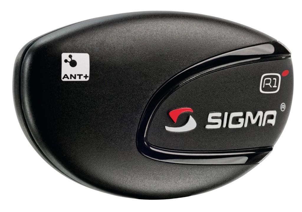 ANT+/Bluetooth Smart trasmettitore frequenza cardiaca Sigma Rox 11.0