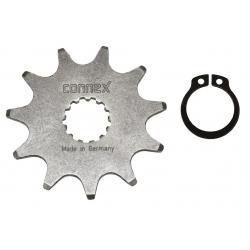 "Corona 1/2"" x 3/32"" 11 denti per motore E-bike Panasonic, rinforzata"