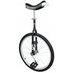 "Monociclo OnlyOne 24"" nero, cerchi Alu, pneumatici neri"