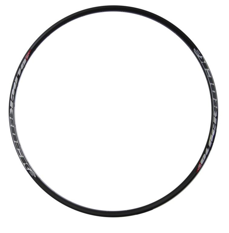 """Cerchio Rodi Black-Rock Disc 29""""nero 622-21 VL 8,5 mm 32 fori, con occhielli"""