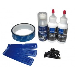 Tubeless Easy-Kit 25 Schwalbe 25mm TL Tape incluso