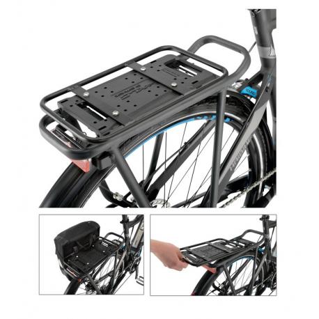 XLC carry more set di archi per borse adatti per piastre/adatt. XLC carry more