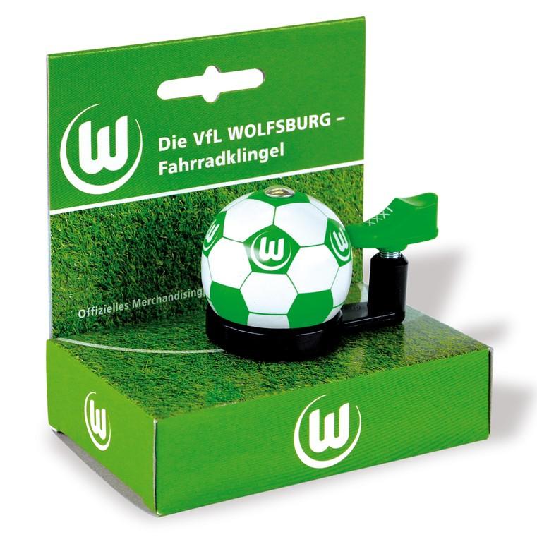 Campanello VFL Wolfsburg Fanbike
