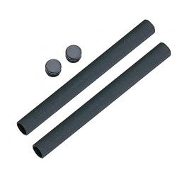 Coprimanubrio nero, 200mm
