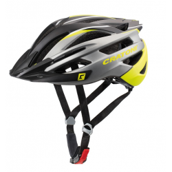 Casco Cratoni Agravic (MTB) T. L/XL (58-62cm) anthraz./lime/nero op.