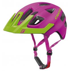 Casco Cratoni Maxster Pro (Kid) T. S/M (51-56cm) rosa/lime opaco