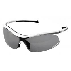 Occhiali da sole Cratoni C-Shade bianco opaco, lenti fotocromatiche