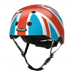 Casco Melon Urban Active Story Camouflage Blue T. XL-XXL (58-63cm)