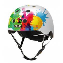 Casco Melon Urban Active Story Coloursplash T. XL-XXL (58-63cm)