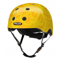 Casco Melon Urban Active Story Mellow Yellow T. XXS-S (46-52cm)