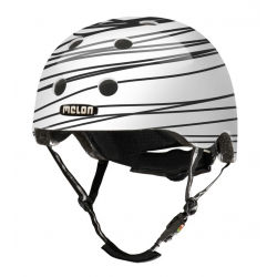Casco Melon Urban Active Story Scribble T. XXS-S (46-52cm)