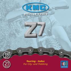 Catena KMC Z 50 116 links, 7,3mm, 5V,6V,7V