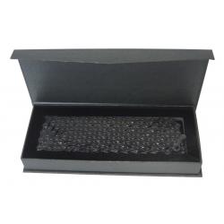 """Catena KMC DLC Ace 11 nero 1/2"""" x 11/128"""", 116 maglie, 5,65mm, 11V"""