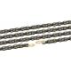 Catena Wippermann Connex 9SB 114 maglie, 9V, nero-oro, conneX link