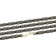 Catena Wippermann Connex 10SB 114 maglie, 10V, nero-oro, conneX link