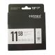 """Catena Wippermann Connex 11VB 1/2"""" x 11/128"""", 118 maglie ,5,6mm, 11V"""