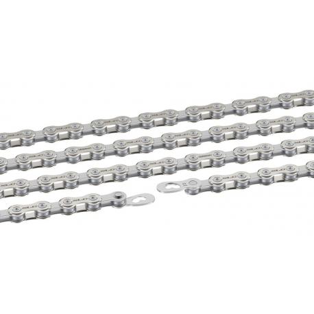 XLC catena CC-C04 1/2 x 11/128, 118 maglie, 11V, silver