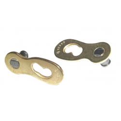 XLC-Link falsamaglia CC-X25 per catene 11V, oro